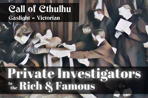 Private Investigators tot eh Rich and Famous image